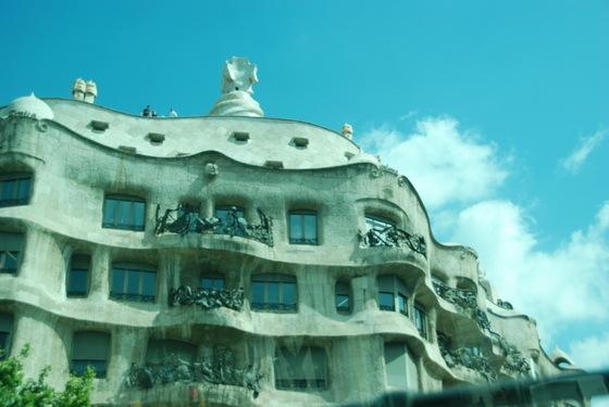 נופש בברצלונה