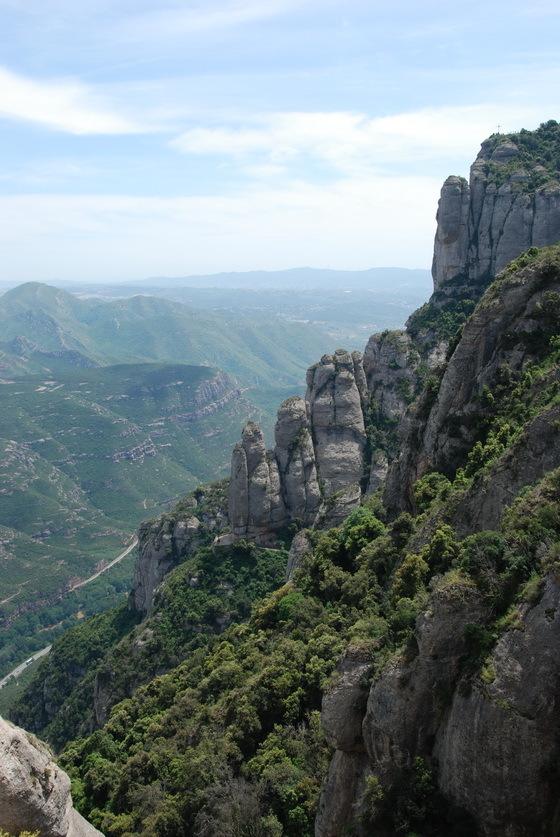 Montserrat, ברצלונה