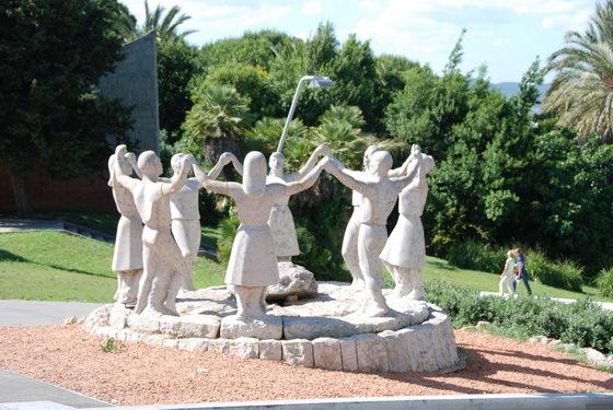 פסלים ברצלונה