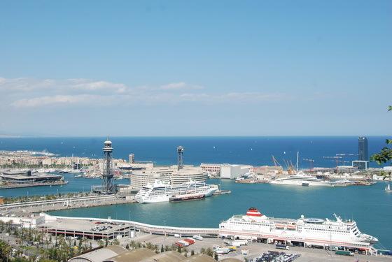 הנמל של ברצלונה