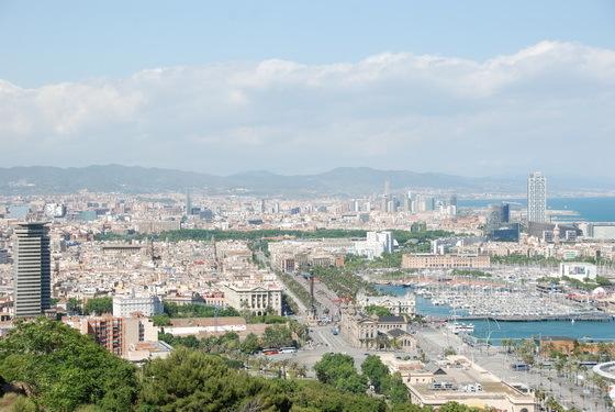 העיר ברצלונה