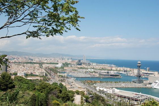 הר היהו�ים בברצלונה