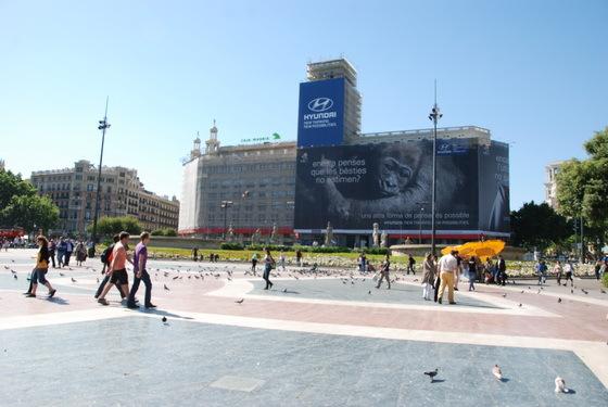 כיכר קטלוניה