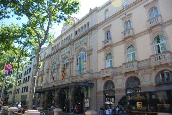 מגורים בברצלונה