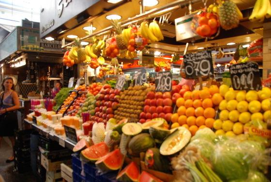 שוק בברצלונה