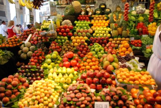 שווקים בברצלונה