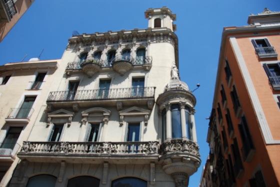 מזג אוויר בברצלונה
