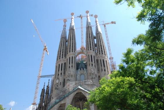 כנסיות בברצלונה