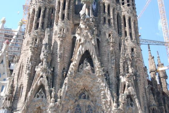 כנסיית La Sagrada Família