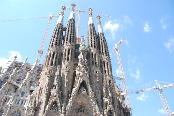 כנסייה בברצלונה