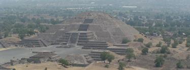 מקסיקו - פרמידות