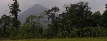 קוסטה ריקה - הר געש