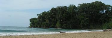 קוסטה ריקה -חופים קריביים
