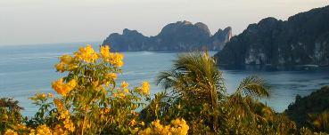 המזרח הרחוק, איים בתאילנד