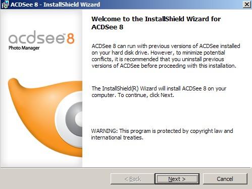 acdsee install 1