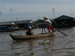 דלתת המקונג Mekong Delta