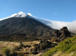טרק בפארק הלאומי טונגרירו Tongariro National Park