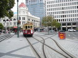 קרייסצ'רץ Christchurch