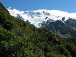 הר קוק Mt Cook