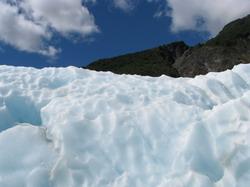 קרחון פוקס Fox Glacier