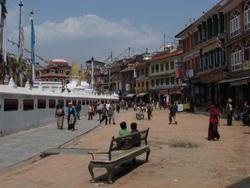 כיכר בודנאת נפאל