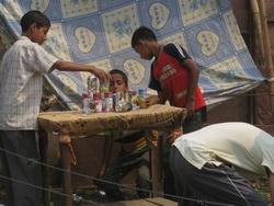 שוק פורים בנפאל
