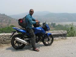 טיול אופנועים בנפאל