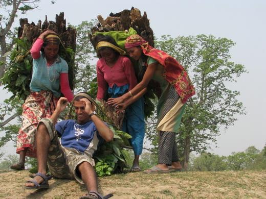 פורטרים בנפאל