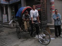 ריקשה נפאל
