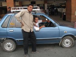 מונית בקטמנדו
