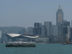 גורדי שחקים בהונג קונג