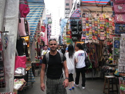שווקים בהונג-קונג