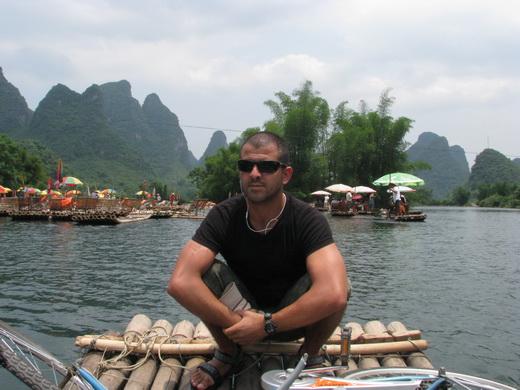 שייט בקנו בסין