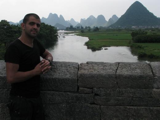 גשר הדרכון סין