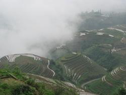טרסות בסין
