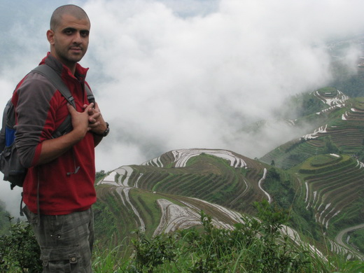 טרסות בלונגשן
