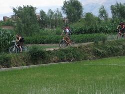 טיול אופניים ביאנגשו