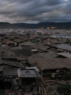 העיר העתיקה שנגרילה