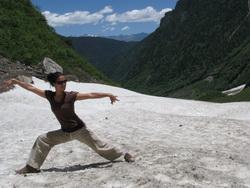קרחונים בסין