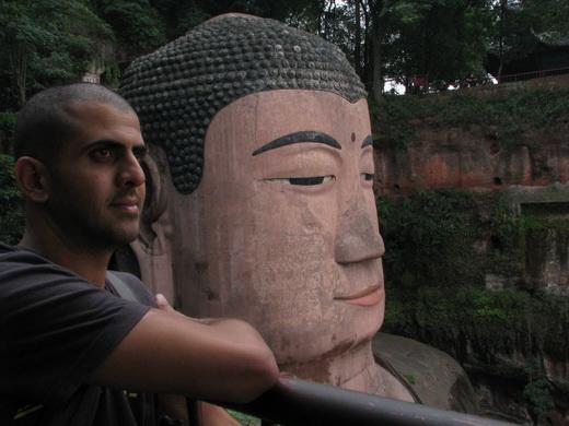הבודהה בלושן