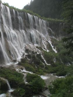 מפלים בסין