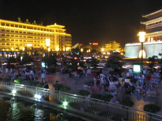 שיאן בלילה