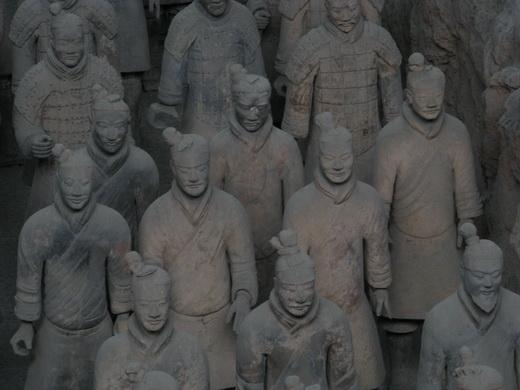 חיילי הטרקוטה שיאן