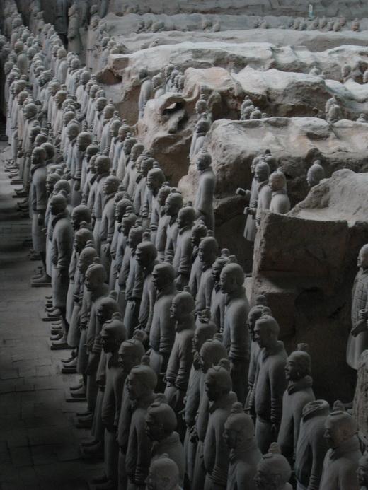 חיילי הטרקוטה סין