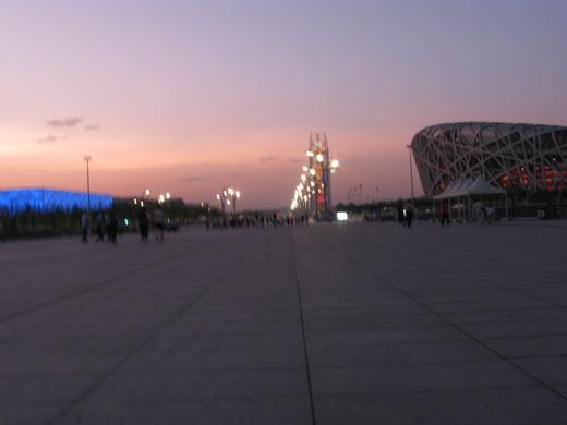המרכז האולמפי סין