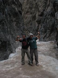 קרחון במדבר גובי