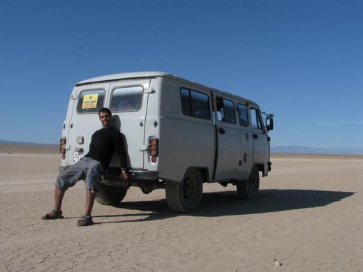 תחבורה במונגוליה