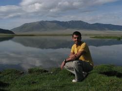 נופים במונגוליה