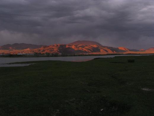 נופי מונגוליה