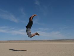 המדבר במונגוליה